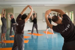 Yoga In Prisons New Zealand