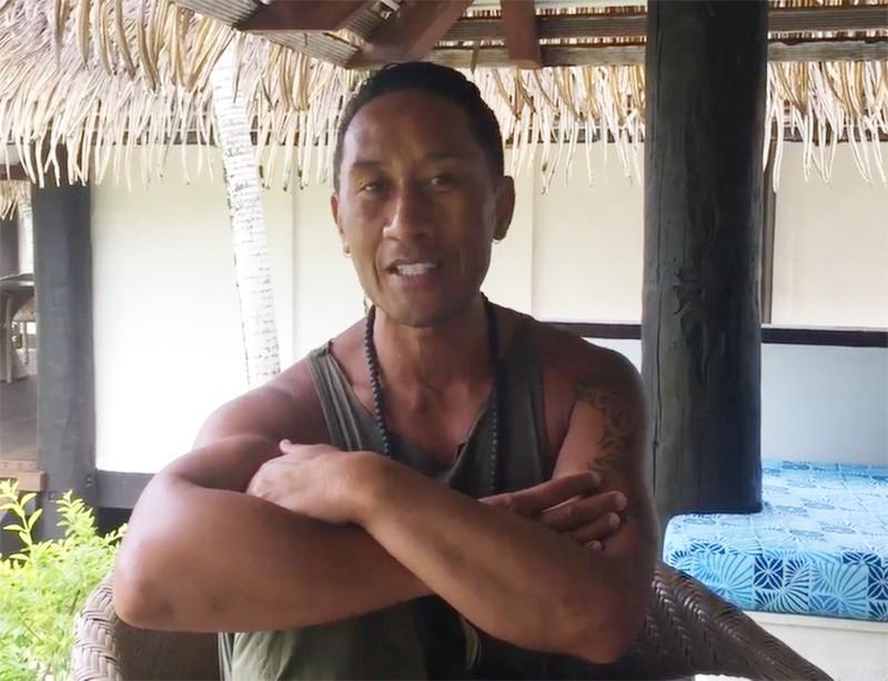 Teacher's Stories: Taane Mete